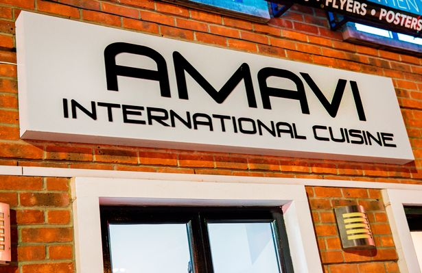 amavi international cuisine